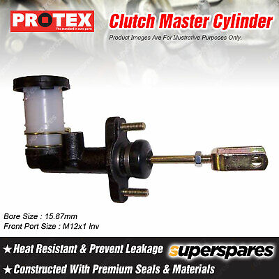 1x Protex Clutch Master Cylinder For Holden Rodeo LX LT TF LS Utility 88-03