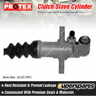 1x Protex Clutch Slave Cylinder For Holden Rodeo LT LX TF TFR17 TFS17 2.6L