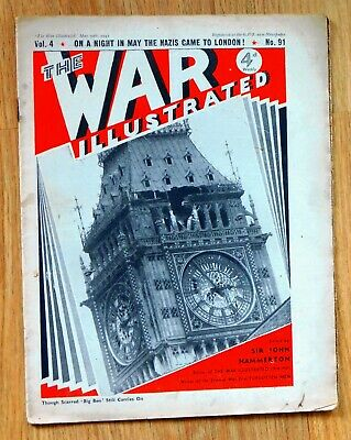 The War Illustrated, Volume 4 No.91, 30th May 1941