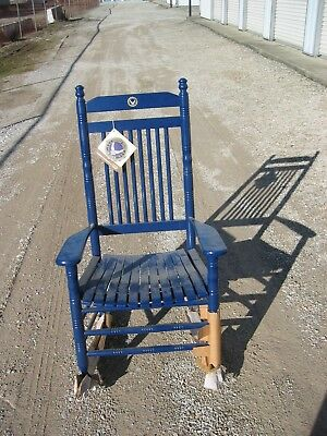 Usaf Cracker Barrel Rocking Chair Brand New