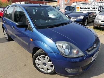 2008 08 Ford Fiesta 1.2 Style Climate 16V 5D 78 Bhp