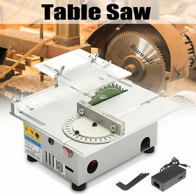 T5 Mini Precision Table Saw DIY Woodworking Lathe Polisher Drilling Machine