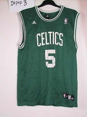 345d2368c vtg 90s 00s adidas boston celtics garnett NBA basketball shirt jersey vest  XL