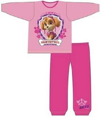 Girls Paw Patrol two piece Pajamas Pink new with tags sleepwear