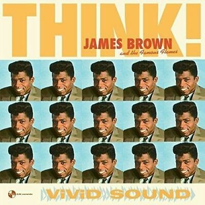 Brown, James	Think! (180 Gram Vinyl Limited Edition) (New Vinyl)