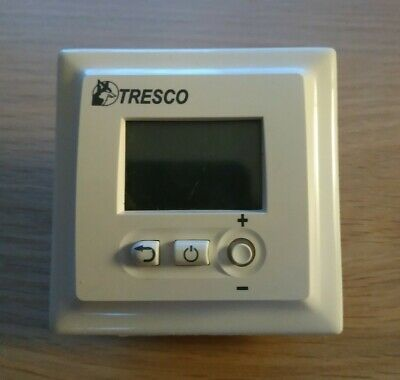 Thermostat d'ambiance TRESCO TH301D