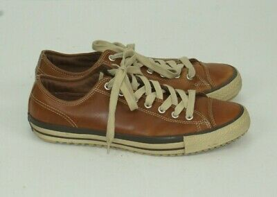 2converse all star pelle uomo