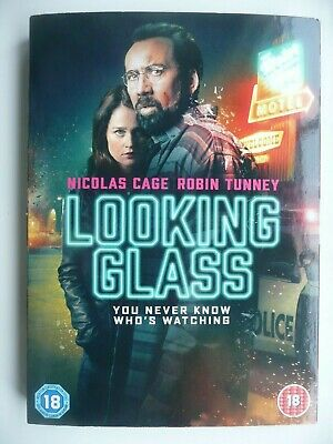 Looking Glass (DVD 2018) Tim Hunter, Nicolas Cage, Robin Tunney, with slip cover