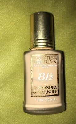 Alexandra De Markoff Countess Isserlyn Creme Makeup 2 Oz 96 1 2 For