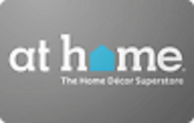 AT HOME Store Gift Card Value $200 for only $169.99 + Free Shipping!!!