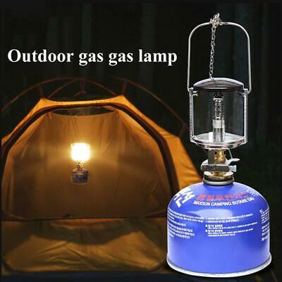 Outdoor Portable Gas Lantern Camping Mini Gas Light Tent Lamp Torch Lamp For Camping Hiking Emergency Gas Lantern Lights Outdoor Stoves Sports & Entertainment
