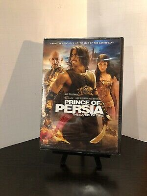 Prince of Persia: The Sands of Time (DVD, 2010, Widescreen) NEW