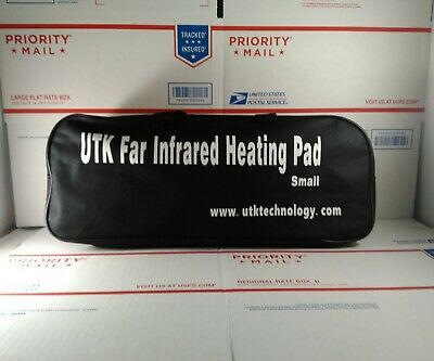 """UTK Far Infrared Natural Jade Heating Pad, Small (19"""" x 15"""") - Fast Delivery"""