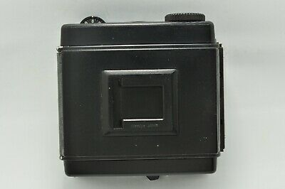 【Excellent+++++】Mamiya RZ67 PRO2 120 Roll FilmBack Holder From Japan A54