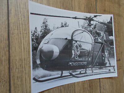 Photo Aviation - Alouette II - Collection.