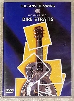Sultans Of Swing - The Very Best Of Dire Straits (DVD) *LIKE NEW* (All Regions)