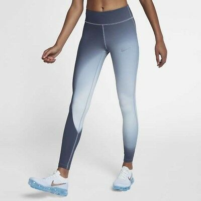 d57f264213dd6 Nike Epic Lux 2.0 Women's * Printed Running Tights Thunder Blue (874747-471)