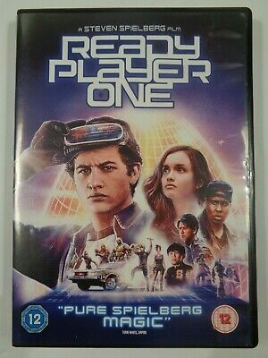 Ready Player One DVD Steven Spielberg