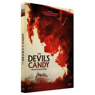 DVD- THE DEVIL'S CANDY- Craig Nigh, Ethan Embry, Jeremy West- film horreur- 2015