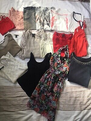 lot de vetements femme 38 S/M Marques Zara Mango