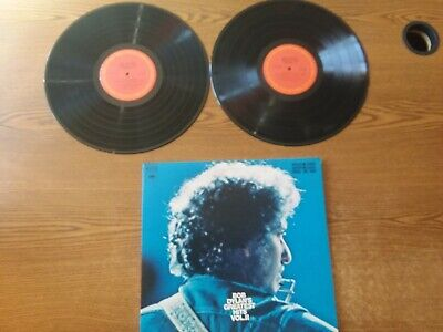 1971 EXCELLENT+RARE Bob Dylan's Greatest Hits Volume II PG 31120 LP33