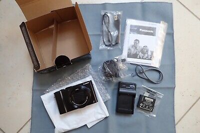 Panasonic Lumix LX15 - boxed in full working order and near mint condition