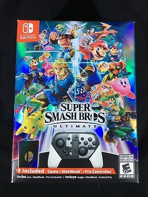 Super Smash Bros. Ultimate Special Edition - Nintendo Switch - Brand New