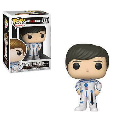 Figurine  FUNKO POP The Big Bang Theory - Howard Wolowitz - Neuf - Boîte