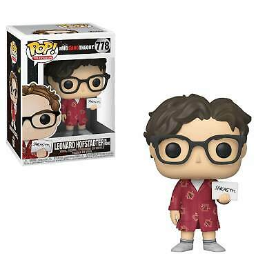 Figurine  FUNKO POP The Big Bang Theory - Leonard - Neuf - Boîte