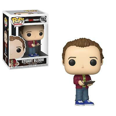 Figurine  FUNKO POP The Big Bang Theory - Stuart Bloom - Neuf - Boîte