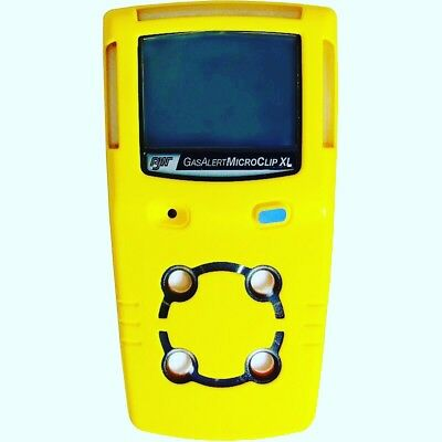 BW Microclip Xl 4 gas detector  rechargeable