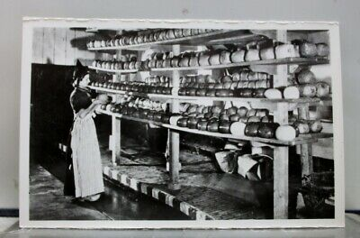 Netherlands Holland Cheese Dryeaffold Postcard Old Vintage Card View Standard PC