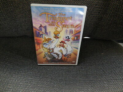 The Trumpet Of The Swan (Dvd,2001,Widescreen/Fullscreen)