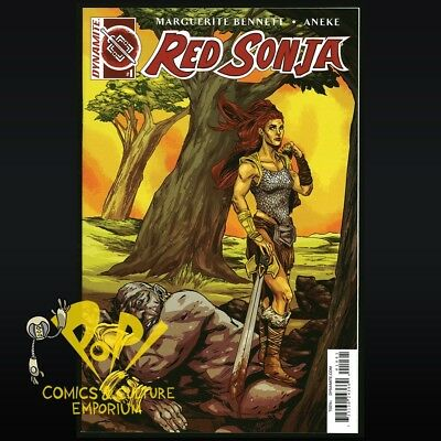 RED SONJA #1 Dynamite NM Doyle Variant S346