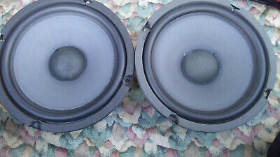 """EMIT Subwoofer 8"""" from Infinity QE Cabinet Pair"""