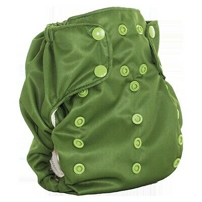 Acadian-Smart Bottoms Smart One 3.1 All-in-One Cloth Diaper Organic