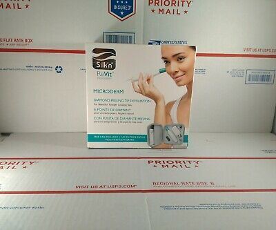 Silk'N ReVit Microdermabrasion Device -- NEW FAST DELIVERY