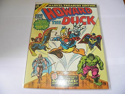 Marvel Treasury Edition 12 Howard The Duck NEAR MINT HIGH GRADE US Price