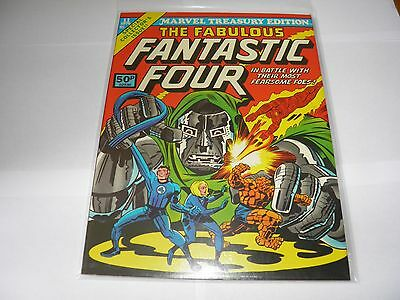 Marvel Treasury Edition 11 Fantastic Four NEAR MINT HIGH GRADE UK Price