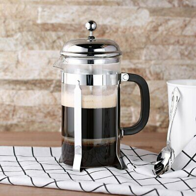 32oz Double Wall Stainless Steel French Press Coffee Maker By Utopia Kitchen KJ