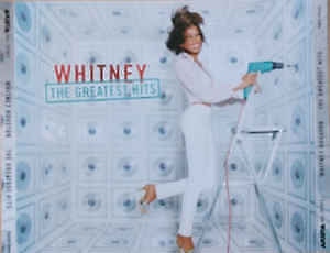 Whitney HOUSTON  ‎– The Greatest Hits . 2 CDS