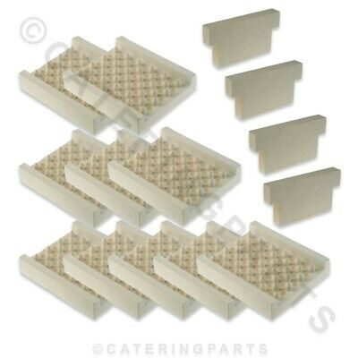Montague 28387-8 Ceramic Burner 14 Piece Kit For Gas Grills / Broilers C45 C36