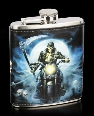 Frasco con Reaper - Hell Rider - James Ryman Botella Envase Bebida Decoración
