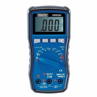 Draper Automotive Digital Multimeter 41821