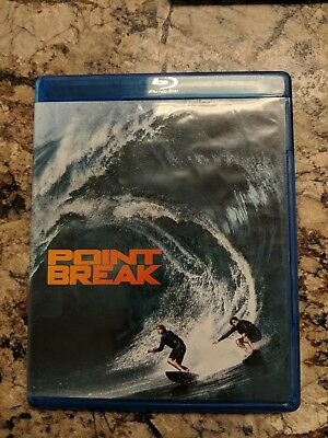 Point break blu ray and DVD
