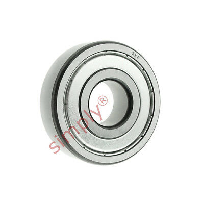SKF 60262Z Metal Shielded Deep Groove Ball Bearing 130x200x33mm
