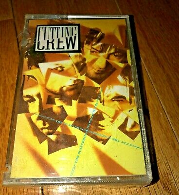 CUTTING CREW ~ THE SCATTERING ~ Audio Music Cassette ~ NEW FACTORY SEALED