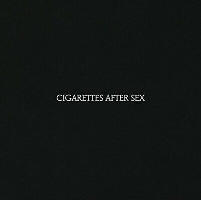 Cigarettes After Sex - S/T  Vinyl LP  New & Sealed