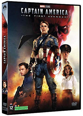 Captain America - The First Avenger (UK IMPORT) DVD [REGION 2] NEW