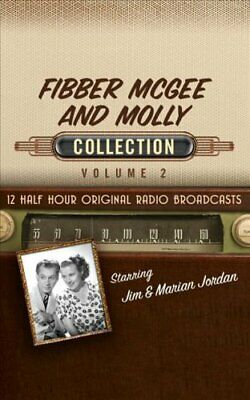Fibber Mcgee and Molly Collection 12 Half Hour Original Radio B... 9781978640559